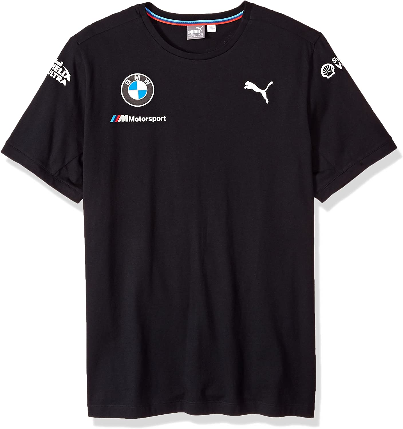 PUMA BMW Motorsport Mens BMW M Motorsport M Team T-Shirt