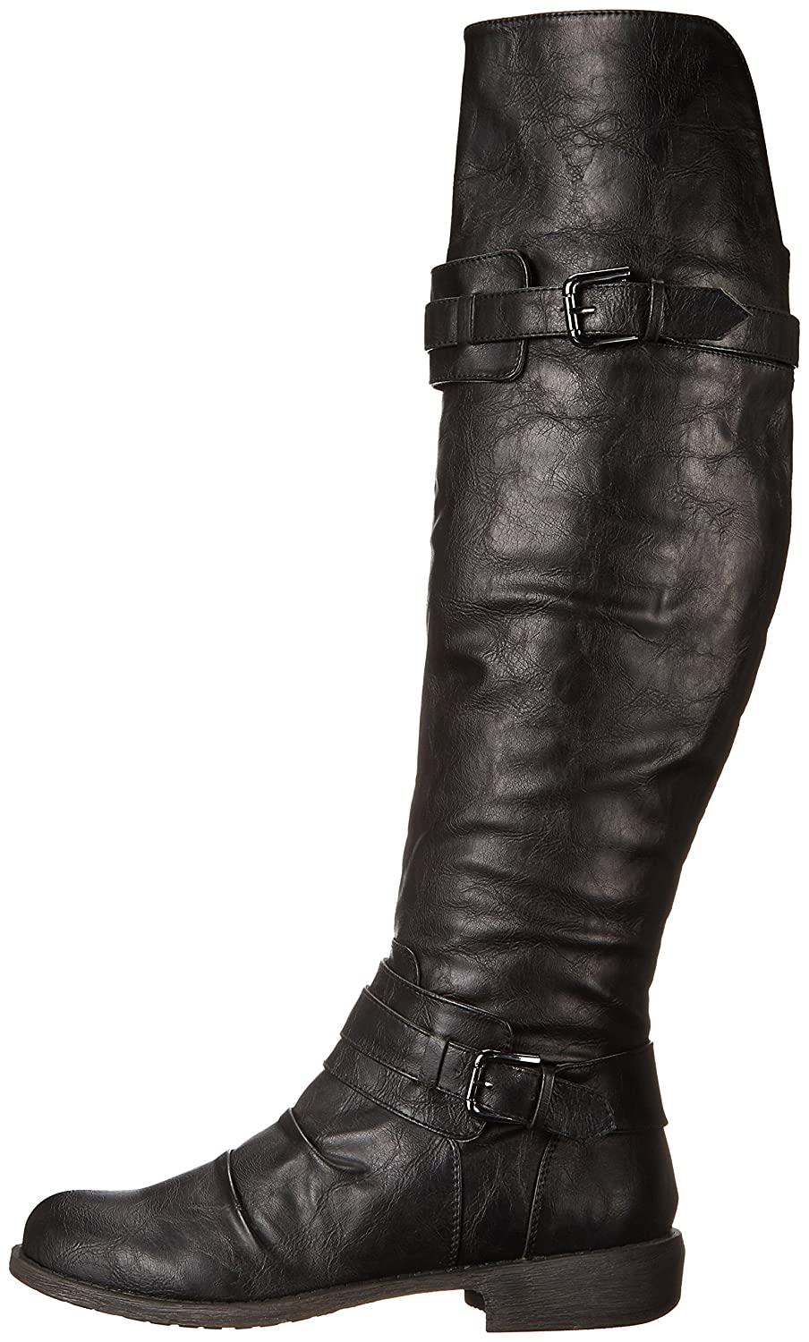 Curl Up Motorcycle Boot