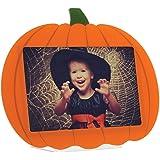 "6"" x 4"" Halloween Pumpkin Picture Frame"