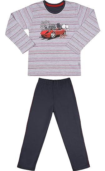 Cornette Niño Pijamas Conjunto Pijamas Niño Verano Invierno CR-809-Kids: Amazon.es: Ropa y accesorios
