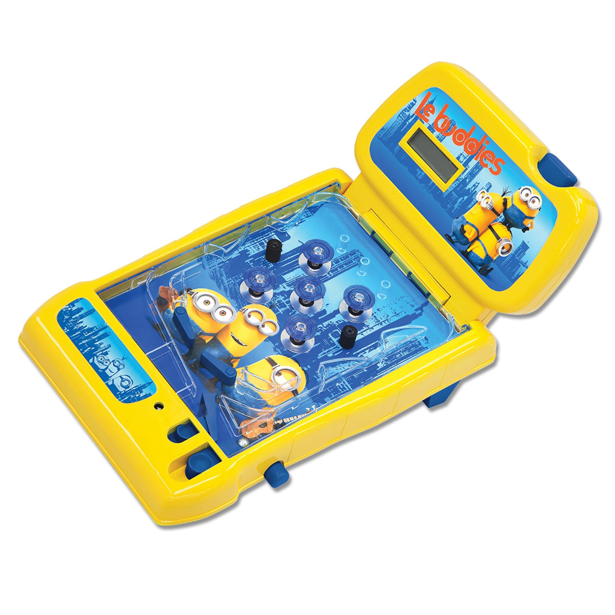 Tabletop Pinball Game