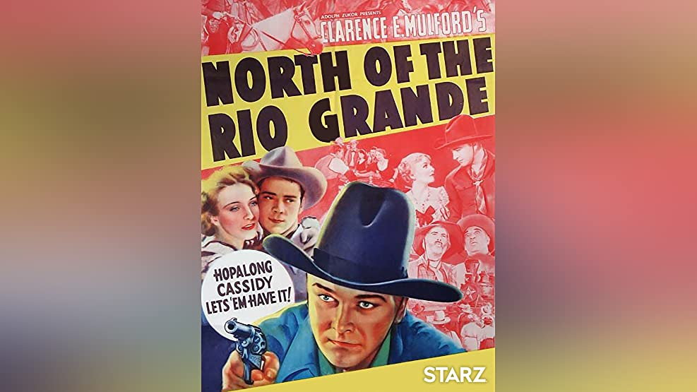 North of the Rio Grande