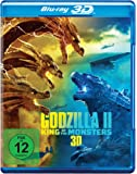 Godzilla II: King of the Monsters: Blu-ray 3D