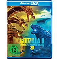 Godzilla II: King of the Monsters: Blu-ray 3D