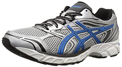 Low Priced Mens Athletic Shoes - Asics Gel Equation 8 Lightning/Electric Blue/Black