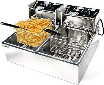Biltek Commercial Deep Fryer