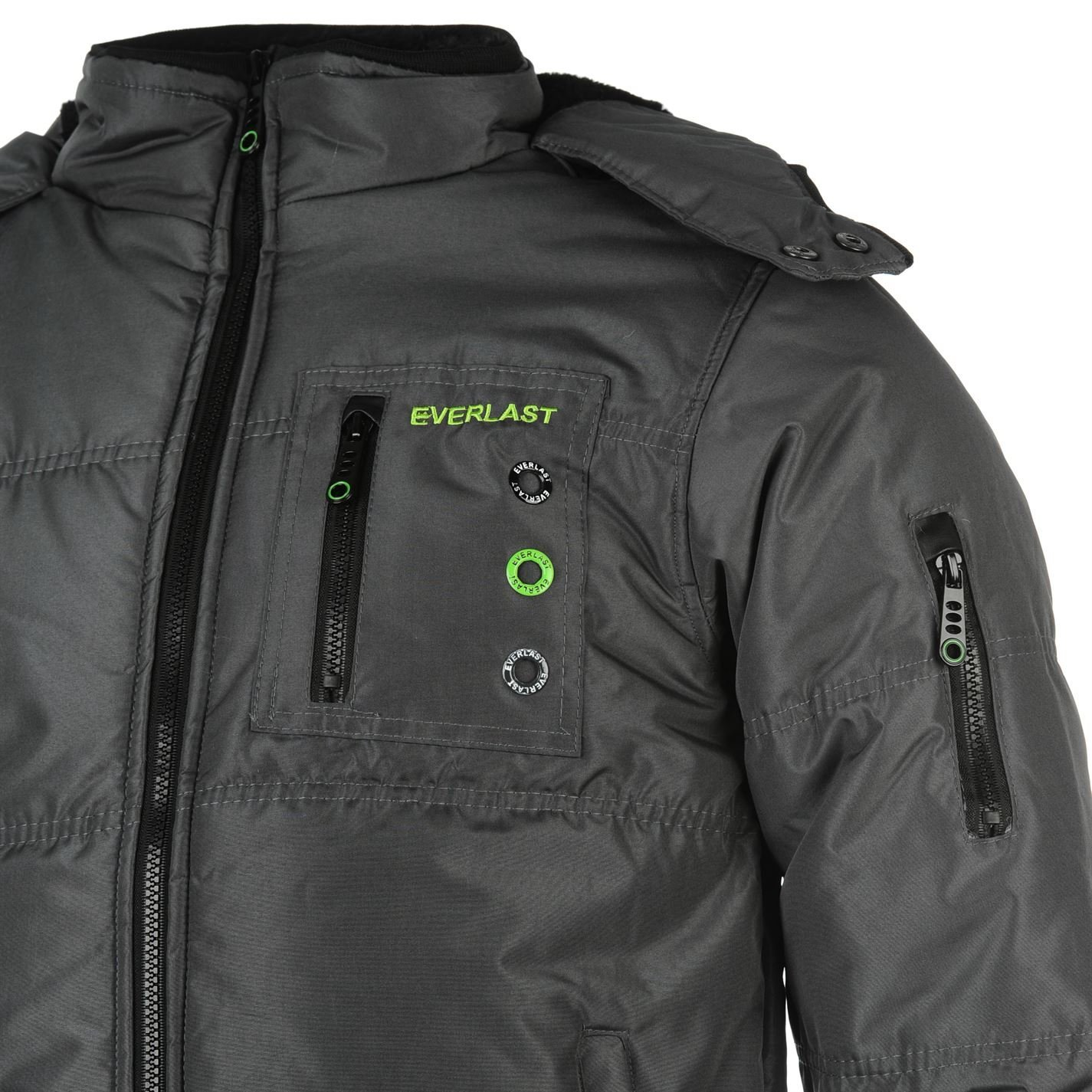 Everlast Herbst Jacke Herren Bomber Herrenjacke Leichtgewicht Casual Jacket 6244