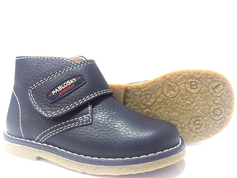 Botas unisex PABLOSKY Indios Marino -574524-, Azul marino, 24 EU: Amazon.es: Zapatos y complementos