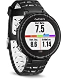 Garmin Forerunner 630 GPS Running Watch with Enhanced Running Metrics - Black