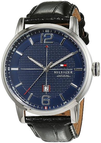 Tommy Hilfiger Casual Reloj De Pulsera de Hombre 377a27a8f352