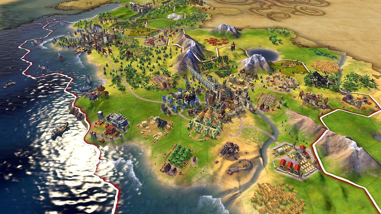 Amazon com: Sid Meier's Civilization VI - Nintendo Switch