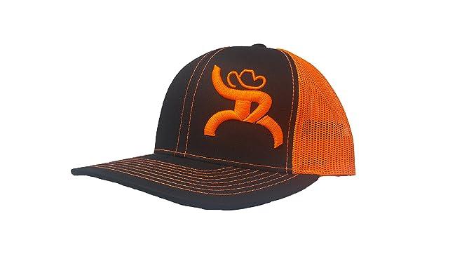 Richardson 3D Puff Hooey Roughy Hat Cap Snapback Adjustable Adult ... 246d2d23476