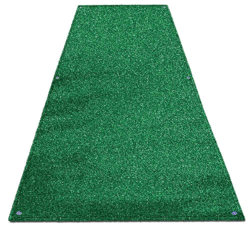 Outdoor Turf Wedding Aisle Runner - Green - 3' x 20' - Many Other Sizes to Choose From by House, Home and More