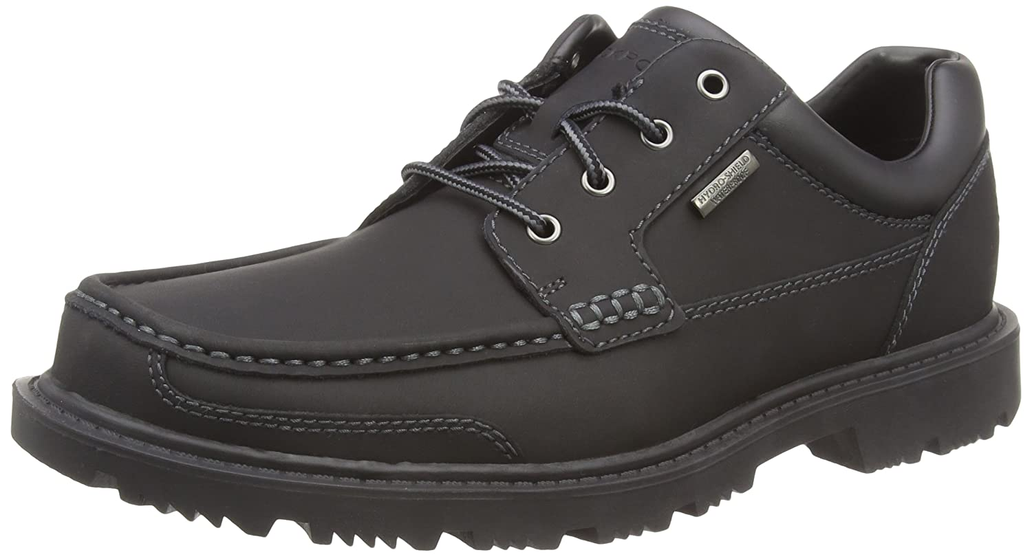 Rockport Redemption Road Moc Toe, Zapatos de Cordones Oxford para Hombre