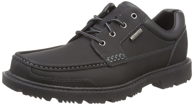 TALLA 44.5 EU. Rockport Redemption Road Moc Toe, Zapatos de Cordones Oxford para Hombre