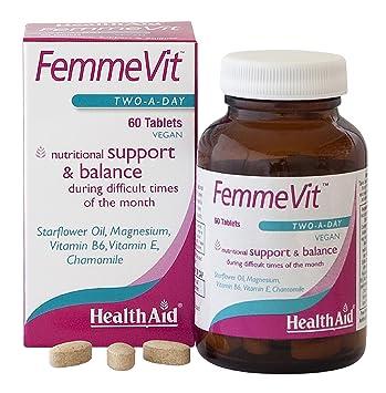 HealthAid FemmeVit PMS 60 tablet
