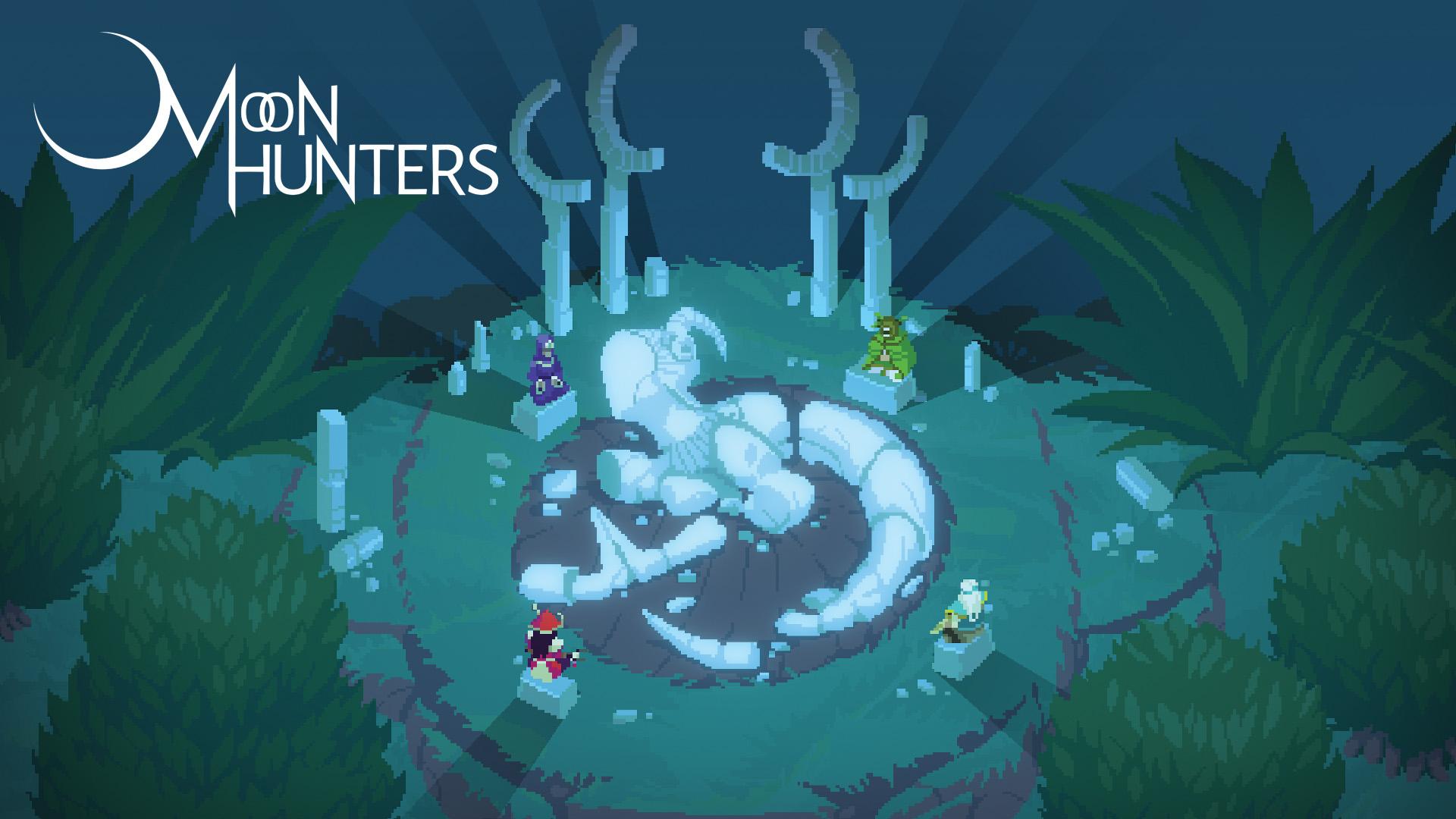Moon Hunters [Online Game Code]