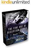 The Fine Art of Deception Series, Boxed Set: A Time Travel Romance Book Series