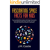 Fascinating Space Facts For Kids: Two hundred facts about all things interstellar. From planets both near and far, our sun, the stars and all the space in between.