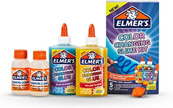 ElmerS Color Changing Slime Kit