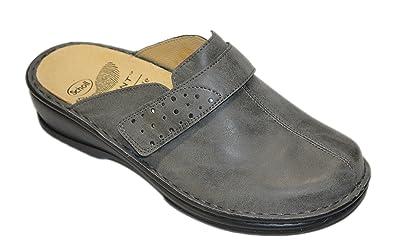 DR.SCHOLL Damen Pantoffeln, Schwarz - Schwarz - Größe: 39