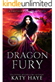 Dragon Fury (The Princess Witch Book 3)