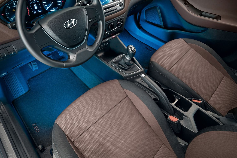 Genuine Hyundai iluminación de pies - 99650 ADE00: Amazon.es: Coche y moto
