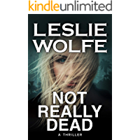 Not Really Dead: A Gripping Serial Killer Thriller book cover
