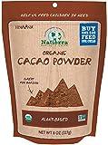 NATIERRA Himalania Organic Cacao Powder Pouch | Non-GMO & Vegan | 8 Ounce