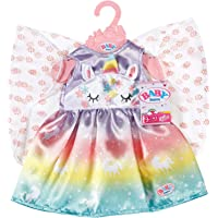 Baby Born Sprookjes Outfit voor Poppen van 43 cm - Eenhoorn, Regenboog & Sprookjesvleugels Design- Ideaal voor…