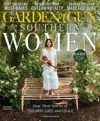 Amazing Garden U0026 Gun Magazine Nice Look