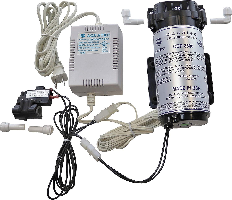 Aquatec 8800 Reverse Osmosis Booster Pump