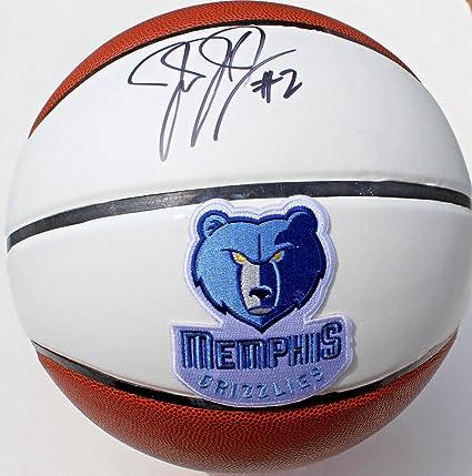 Jaren Jackson Signed Basketball - Jr Memphis Grizzlies Full Size w COA -  Autographed Basketballs 7edbd0f6e