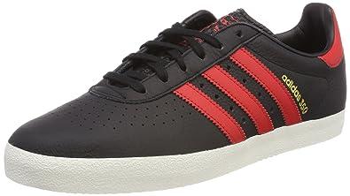 Adidas 350, Baskets Homme, Noir (Core Black Scarlet Off White 0 c023329192bd