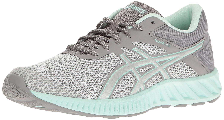 ASICS Women's Fuzex Lyte 2 Running Shoe B01GU3ZH3A 5.5 B(M) US Mid Grey/Silver/Bay
