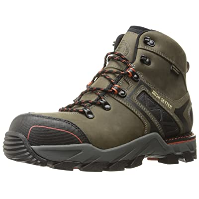 Irish Setter Work Men's Crosby Nano Toe 83602 Boot | Industrial & Construction Boots