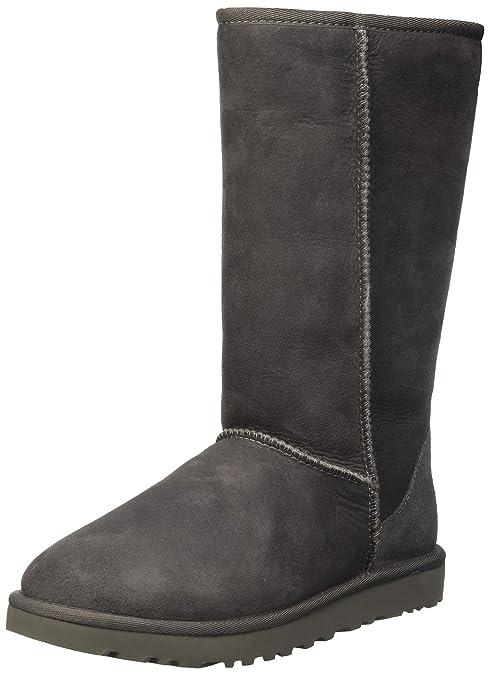 UGG 1016224, Botas de Nieve Mujer, Gris (Grigio), 39 EU: Amazon.es: Zapatos y complementos