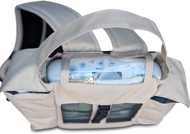 o2totes Inogen One G3 Backpack//Oxygo backpack//Beige