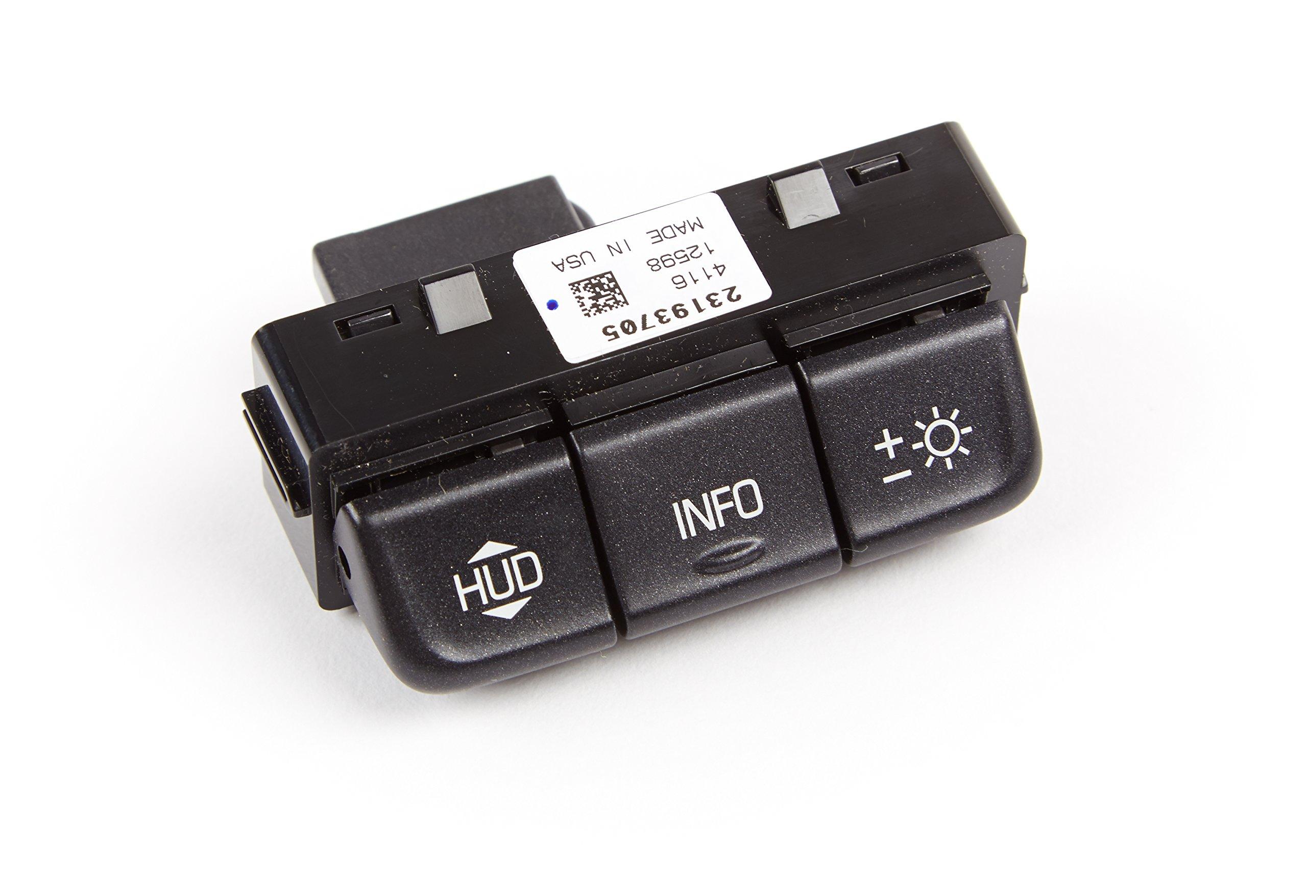 ACDelco 23193705 GM Original Equipment Black