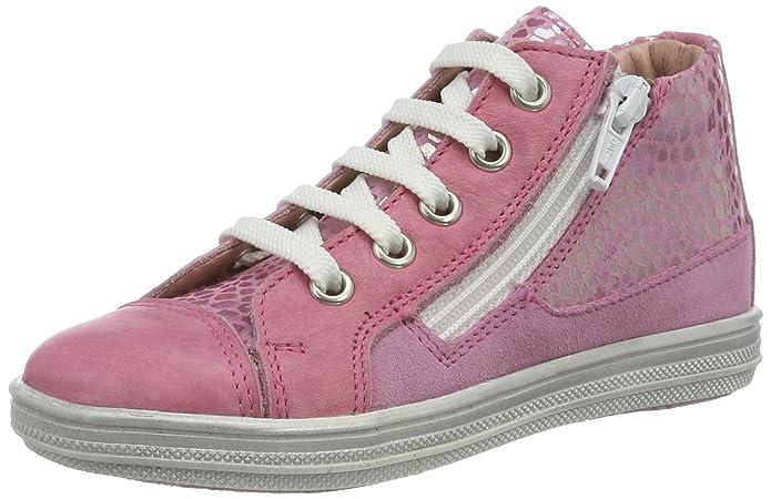 DäumlingJuanita - Zapatillas Niñas, Color Rosa, Talla 30