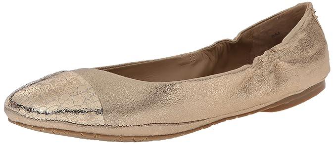 3a404d67f63 Amazon.com  Delman Women s Maya Ballet Flat  Shoes