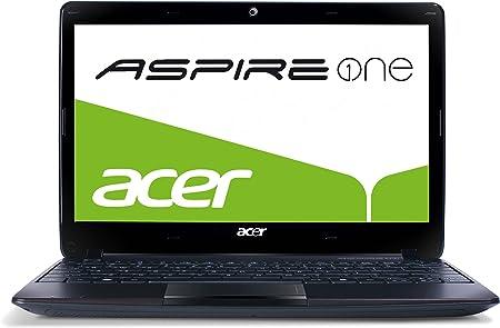 Acer Aspire One 722 - Ordenador portátil (Netbook, Negro, Concha, C-60, AMD Dual-Core, L2)