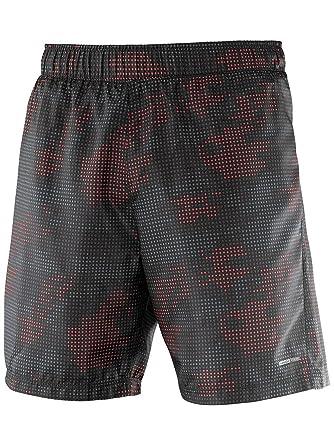 Salomon Park 2In1 M kurze Hose für Herren, Farbe Schwarz RJKJe