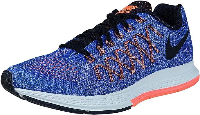 Zapatillas de mujer Nike Air Zoom Pegasus 32, color Azul, talla ...