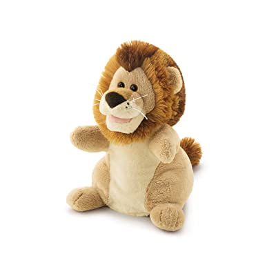 "Lion Body Puppet 9"" by Trudi : Plush Animal Toys : Baby"