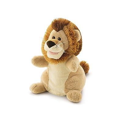 "Lion Body Puppet 9"" by Trudi : Plush Animal Toys : Baby"