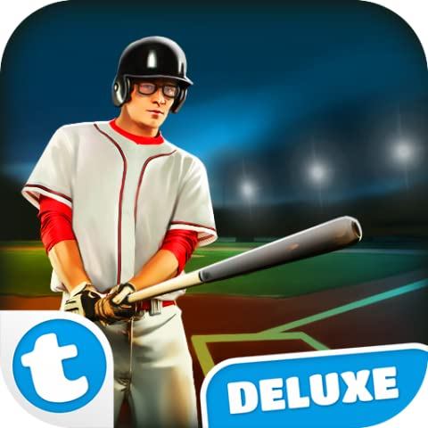 Baseball Simulator 3D - Sports Madness DELUXE