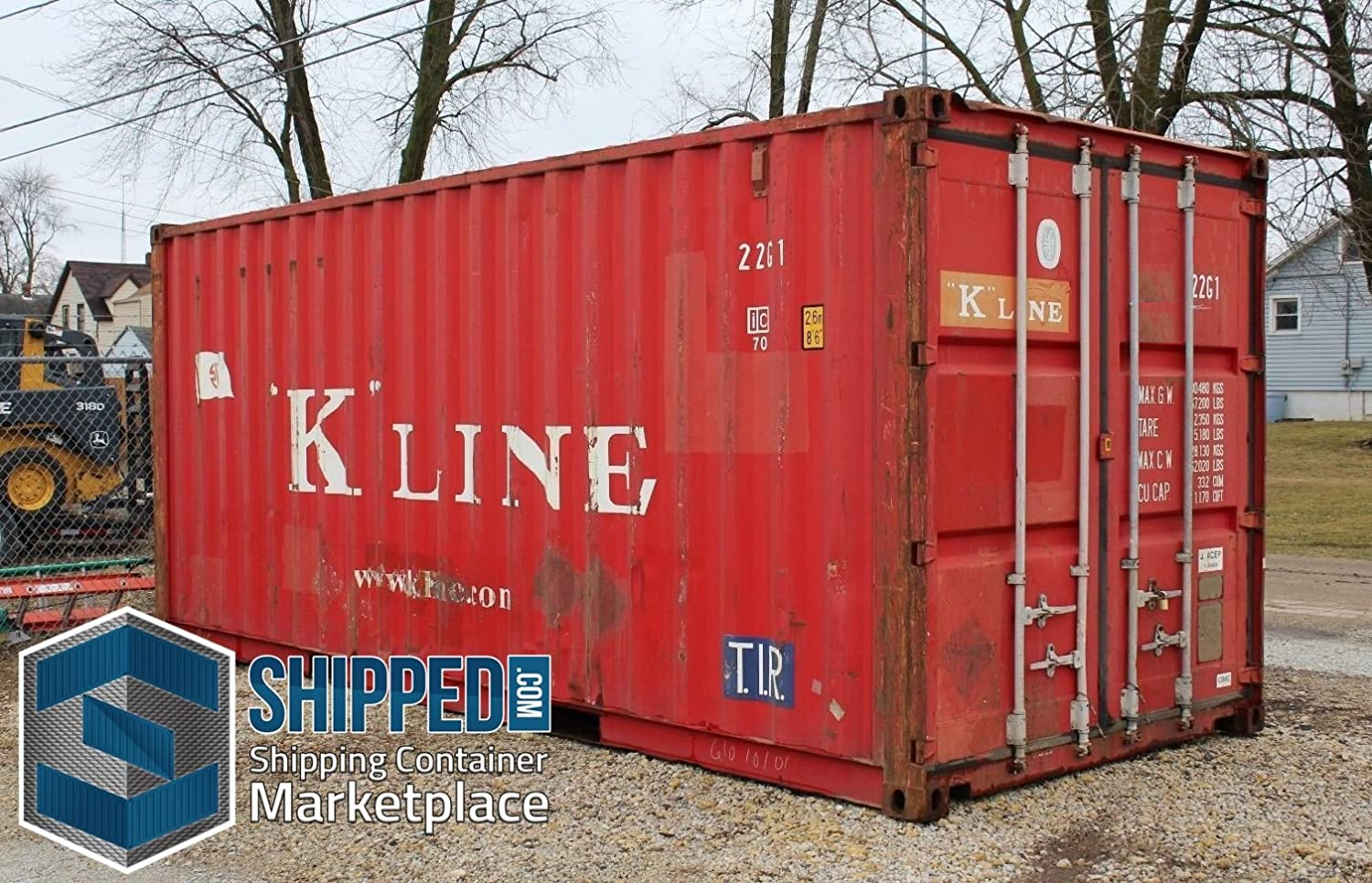 New Used Shipping Containers For Sale At Shipped Com >> Shipped Com Offers 20 Ft Used Wind And Water Tight Shipping