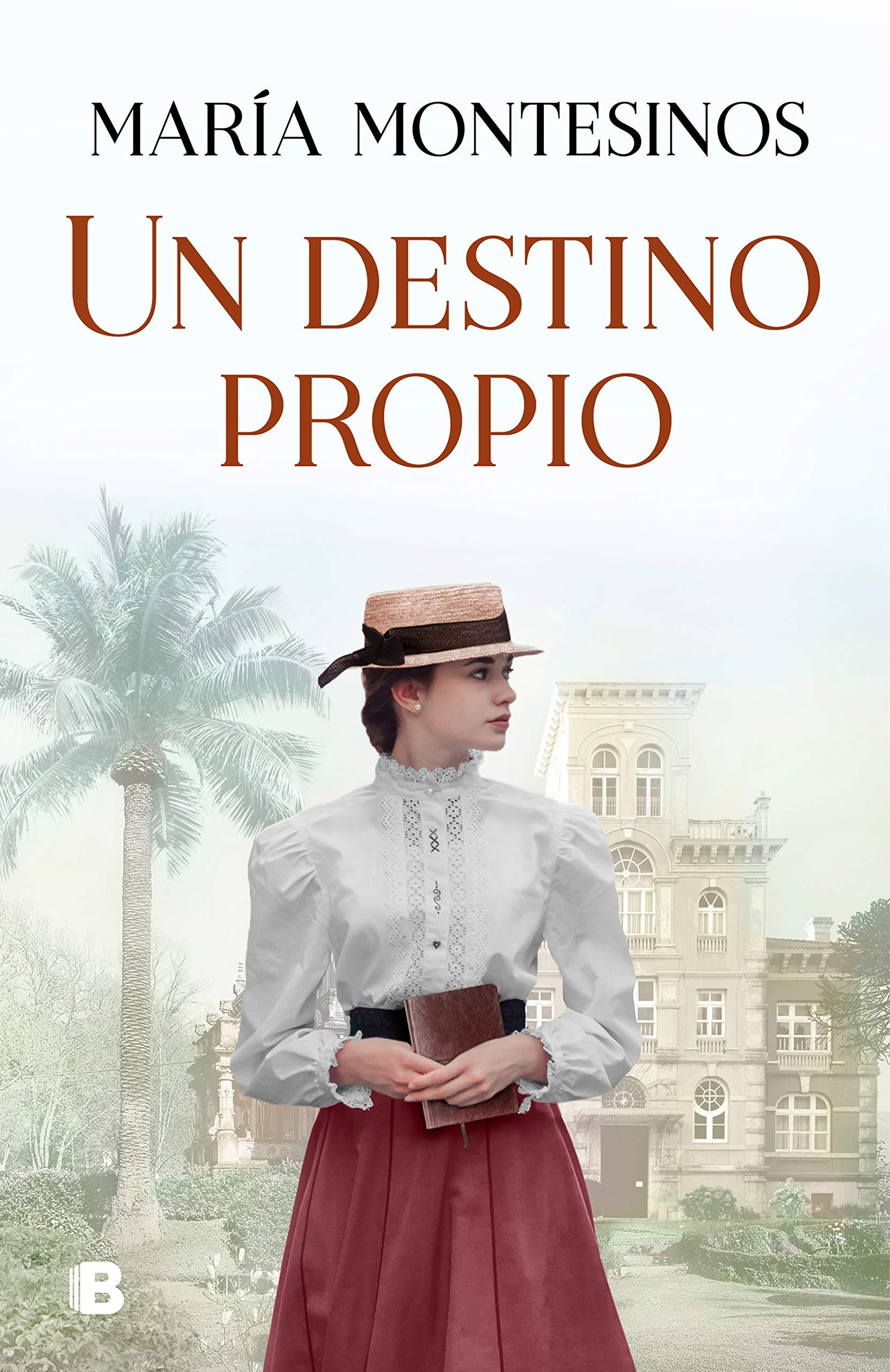 Un destino propio (Grandes novelas): Amazon.es: Montesinos, María ...
