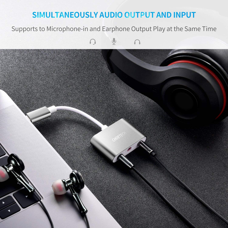 Linux. USB Sound Card External Converter USB Audio Adapter with 3.5mm Aux Stereo for Headset Mac Desktops PC Laptops PS4 7.1 Surround Sound USB Sound Card Windows LANTEIGNE USB Sound Card